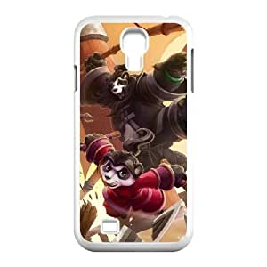 Chen Stormstout Samsung Galaxy S4 90 Cell Phone Case White yyfabc-439262
