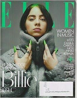 Revista elle august 2019