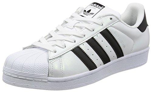 Baskets Cblack adidas Cblack Superstar Ftwwht Mixte Blanc Adulte Mode O4zqw5