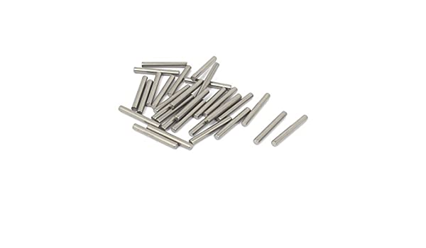 eDealMax DE 2, 5 mm x 20 mm 304 pasadores de Acero ...