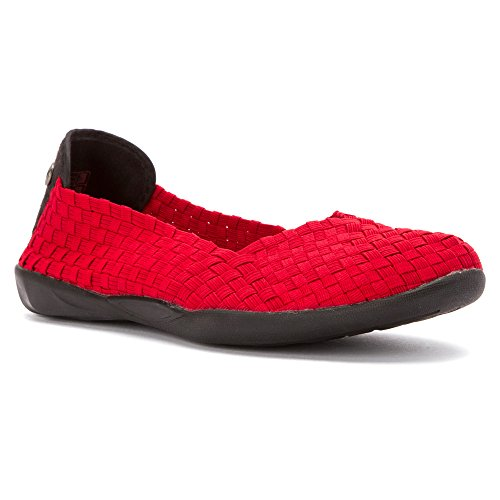 Bernie Mev Womens Catniss Red