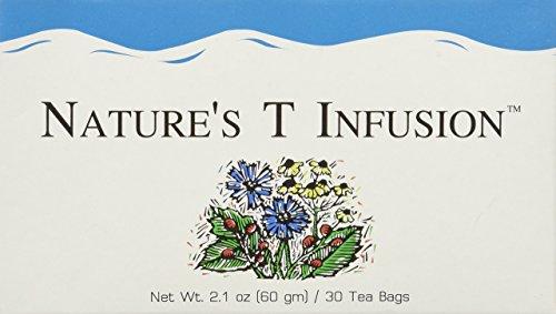 Natural Tea Infusion Unicity 2.1 Oz. (1 Box of 30 Tea Bags) ()