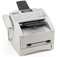 Brother FAX-4100E Mono Laser - Brother IntelliFax 4100E Mono Laser MFP (15 ppm) (8 MB) (33.6 Kbps) (8.5 x 14) (600 dpi) (Max Duty Cycle 15000 Pages) (p/c/f) (USB) (Parallel) (250 Sheet Input Tray) (30 Sheet ADF)