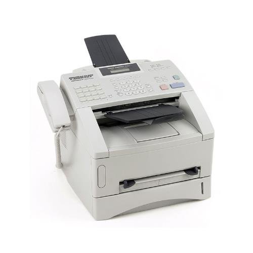 """Brother FAX-4100E Mono Laser - Brother IntelliFax 4100E Mono Laser MFP (15 ppm) (8 MB) (33.6 Kbps) (8.5"""" x 14"""") (600 dpi) (Max Duty Cycle 15000 Pages) (p/c/f) (USB) (Parallel) (250 Sheet Input Tray) (30 Sheet ADF)"""