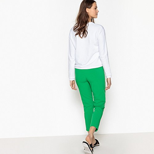 Collections In Donna Pinocchietto A Pantaloni La Verde Twill Redoute Slim Ox0qw0HC