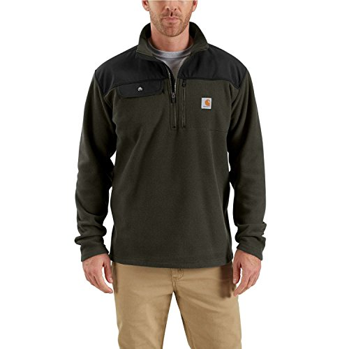 Olive zip Men's Sweater Fallon 1 2 Carhartt T8aq6HY