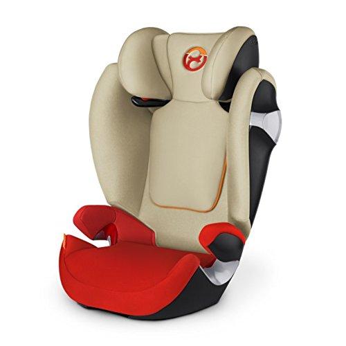 42 opinioni per Cybex Gold 517000201 Solution M Seggiolino Auto, per Bambini dai 3 ai 12 Anni,