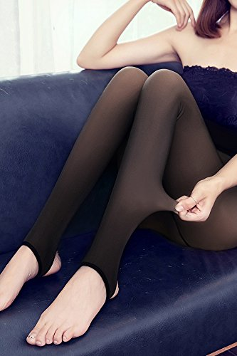 Thick legs in stockings