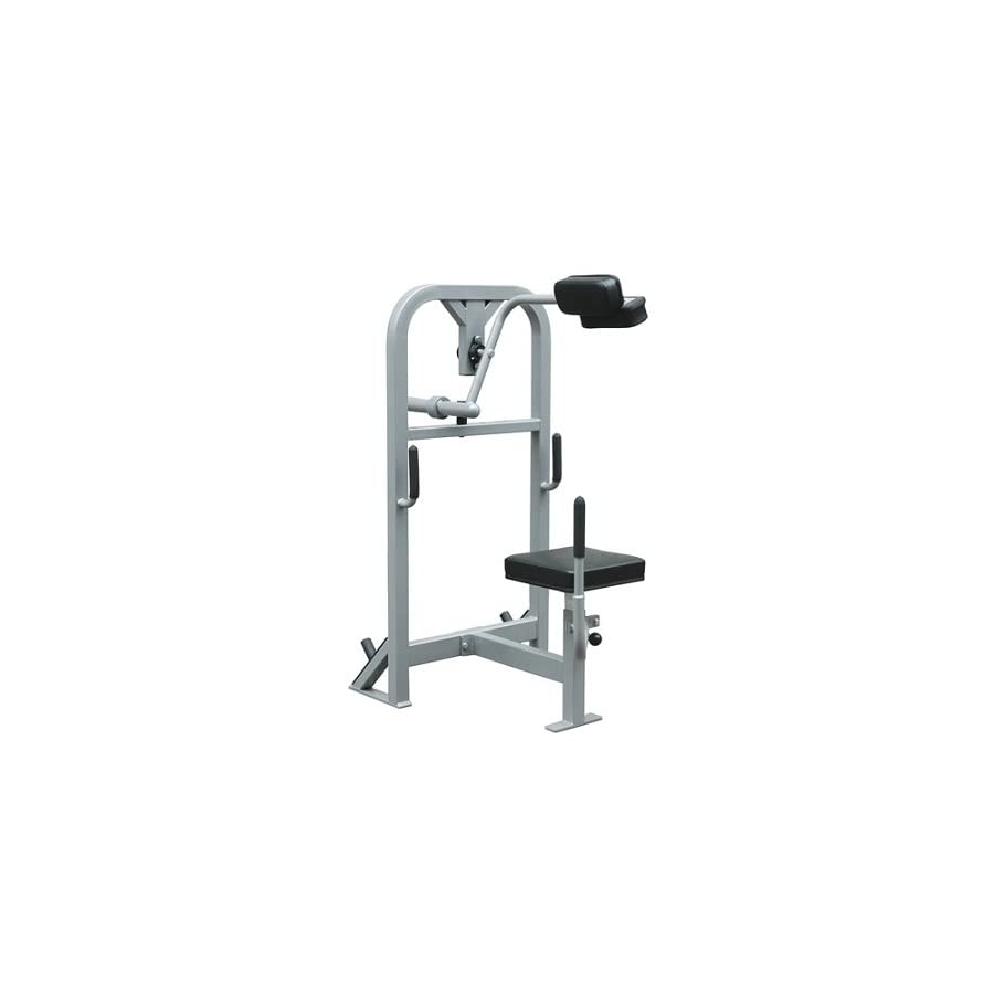 Champion Barbell Plate Loaded Neck Machine