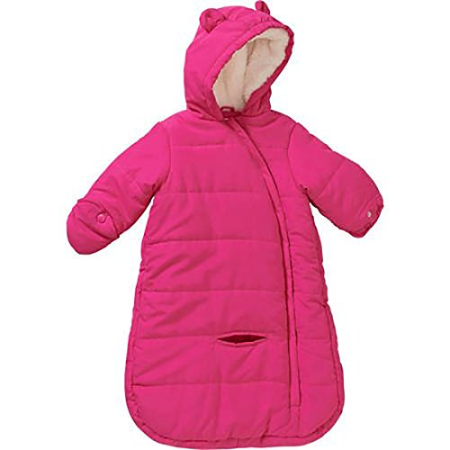 Child Carters Newborn Hooded Carbag