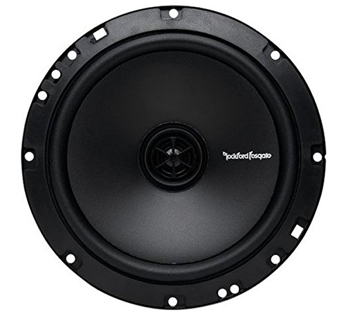 Ford F250 Pickup Door Panel - Rockford Fosgate R1675X2 Prime 6.75-Inch Full Range 2-Way Coaxial Speaker - Set of 2