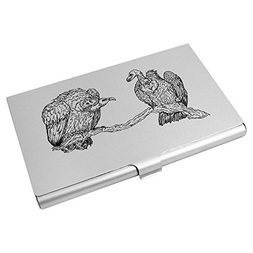 'Pair Credit Business Card Holder Vultures' Azeeda Of CH00007108 Wallet Card 7d4qwx