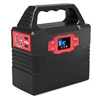 Portable Solar Generator Power Inverter,...