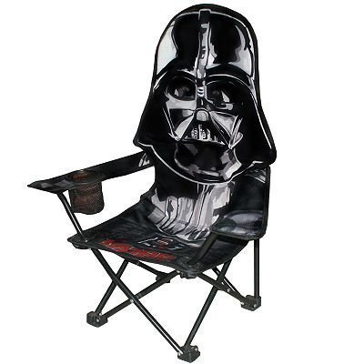 Star Wars Kids Character Chair Darth Vader Chair by Star Wars
