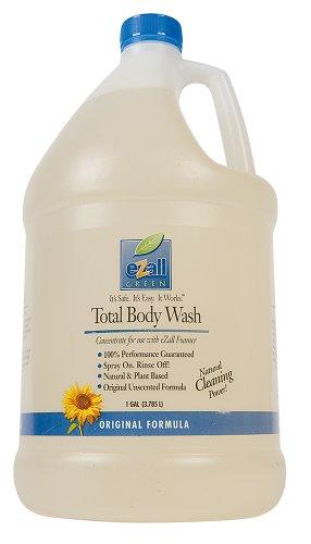 eZall Original Formula Total Body Wash, Gallon