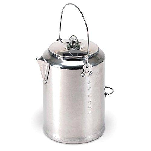 20 cup camping coffee percolator - 7