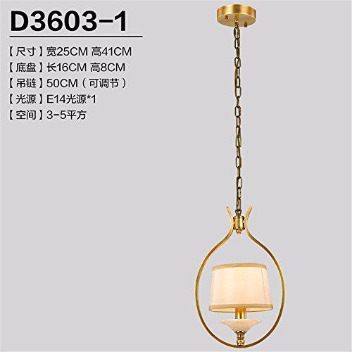 Nouveau Brass Chandelier - Nordic Industrial wind loft restaurant chandeliers American Art Nouveau bar LampsSisal Twine Brass chandeliers, single head light housing 2541cm, lifting chain 50cm, base 168cm