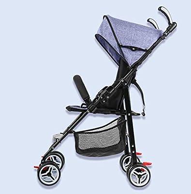 Amazon.com: ZLMI - Paraguas plegable para cochecito de bebé ...