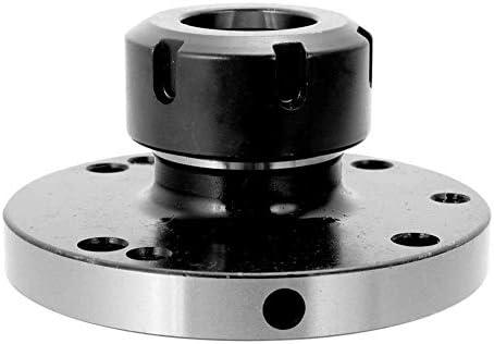 耐久性のあるコレットチャックコンパクト旋盤タイトトレランスCNCベアリングスチールクランプフライス工具DIY木工旋盤(色:1)