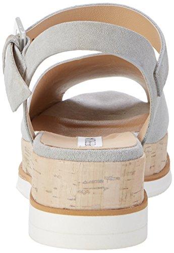 Peperosa 8501 - Sandalias con Cuña Mujer Grau (Perla)