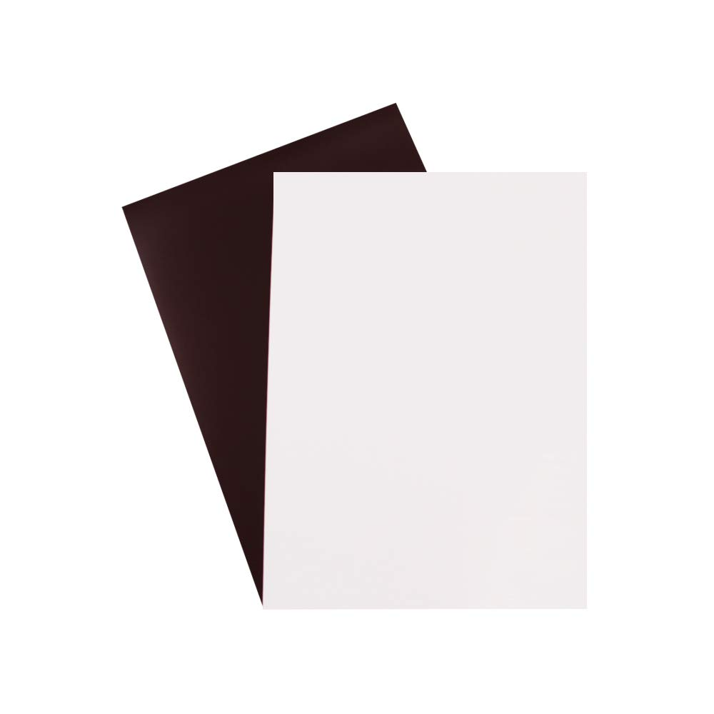 Gloss White MagFlex/® A3 Flexible Magnetic Sheet 10 Sheets