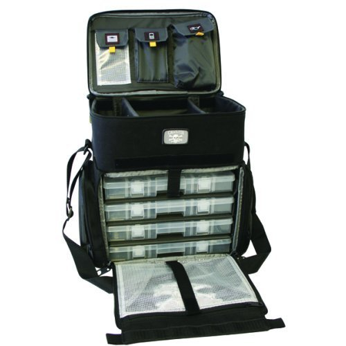 Calcutta 4Tray Tackle Bag Includes 4 360 Boxes