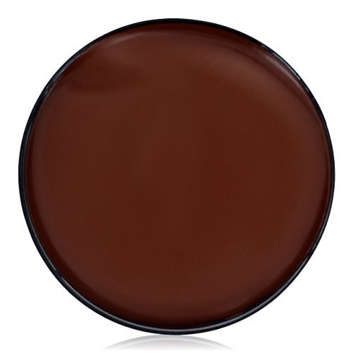 Mehron Makeup Clowning Color Cups, WOLFMAN BROWN - .5oz Carded