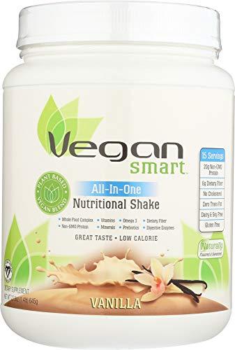 Naturade (NOT A CASE) VeganSmart All-in-One Nutritional Shake Vanilla