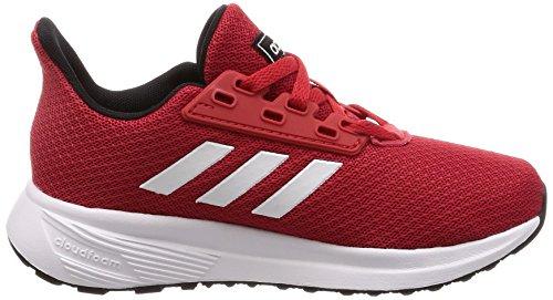 Duramo ftwbla K negbás Unisex – Da Adulto 9 000 Rosso escarl Fitness Adidas Scarpe 6qZgxag