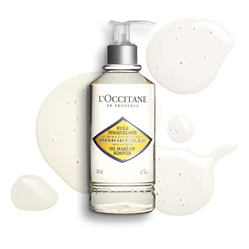 L Occitane Silky Immortelle Oil Cleanser and Make-up Remover for All Skin Types, 6.7 fl. oz.