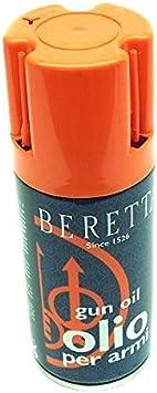 Beretta - Aceite para armas en aerosol, 125 ml