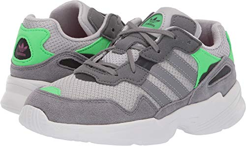 official photos 69037 65c01 adidas Originals Kids Unisex Yung-96 C (Little Kid) Grey Mint
