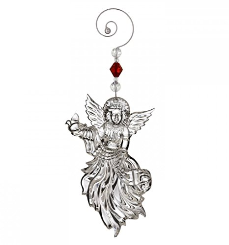 Waterford Crystal Annual Angel Ornament New 2014
