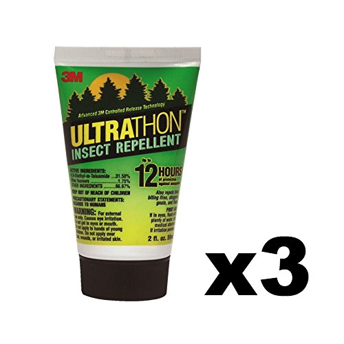 3M UltraThon Insect Repellent Pack