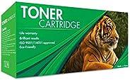 EL TIGRE Cartucho de Toner Genérico X3020 Color Negro, Compatible para Impresoras: Xerox Phaser 3020/3025 (Nue