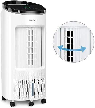 Klarstein IceWind Plus – 4 en 1: enfriador de aire, ventilador ...