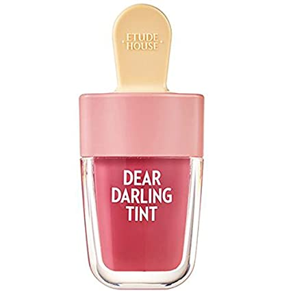 Etude House Dear Darling Water Gel Tint 4.5g /Ice Cream-Summer Edition Or205 Apricot Red