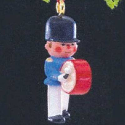 Little Soldier 1989 Miniature Hallmark Ornament QXM5675