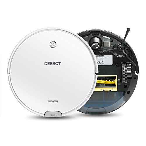 Ecovacs Deebot M82 Robotic Vacuum Cleaner Pet Hair Bare