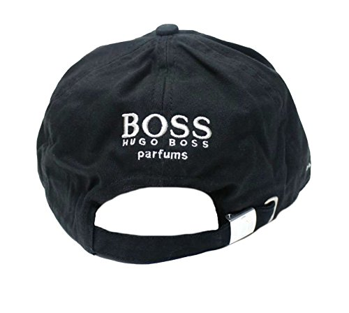 Amazon.com: Hugo Boss Platinum Baseball Cap Collectors Edition - Black: Beauty