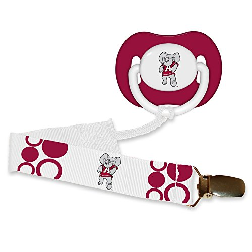 NCAA Officially Licensed Orthodontic Pacifier