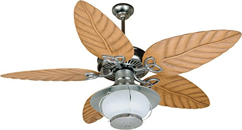 Craftmade Patio 52 Ceiling Fan (Craftmade K10527 Ceiling Fan Motor with Blades Included, 52