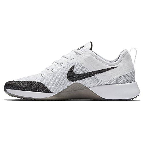Nike Wmns Air Zoom TR Dynamic, Chaussures de Fitness Femme, Noir Noir Blanc