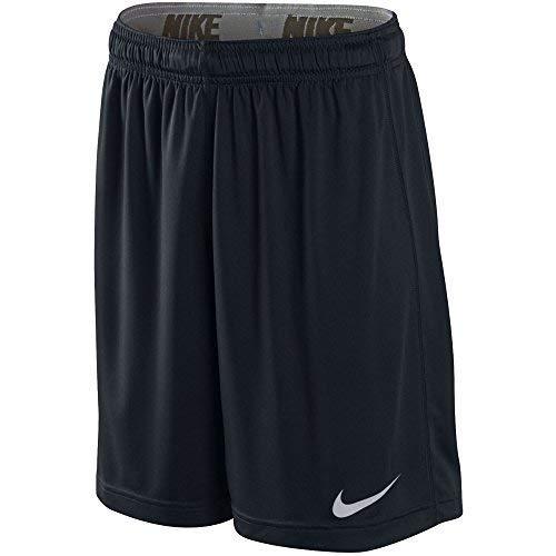 Nike Team Fly Short-Black-XL, Black, Size X-Large by Nike