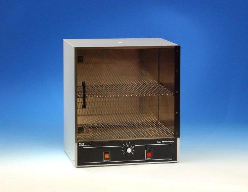 Quincy Lab 12-140 Acrylic See-Through Door Incubator, Ambient + 2 to 62 Degrees C Temperature Range, 2 Cu. Ft. Capacity, 115V