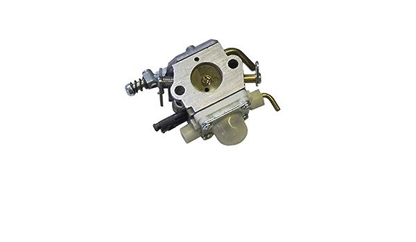 Lot de 2 C/·T/·S Joint de carburateur et kit de diaphragme remplace Walbro D22-HDA pour Echo 510 550 5000 Husqvarna 257 250R Homelite 300 MC Culloch Poulan Shindaiwa Honda