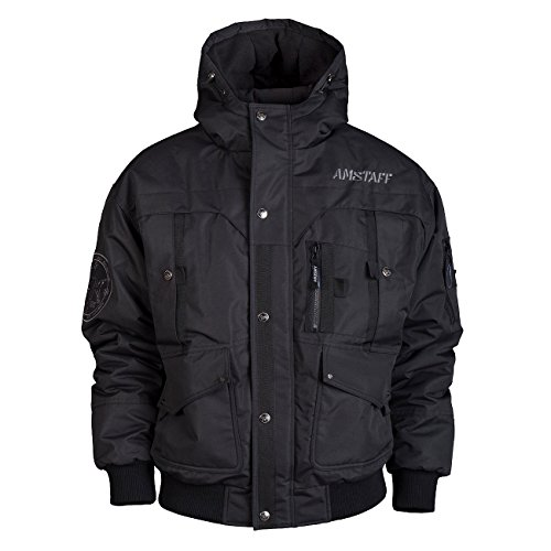 Black Jackets Amstaff winter Jacket Men Conex X6xnqXaSw