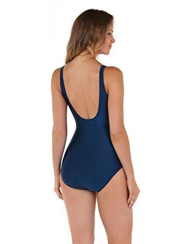 Seaspray 05-2112 Women's Casablanca Blue Shaping Swimsuit