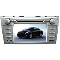 Factory Fit In-Dash Navigation & Multimedia System with 7 Inch High Res TFT/LCD Touch Screen Display for Toyota Camry