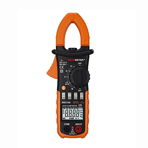 Easy Go Shopping Multifunction backlight Digital clamp Multimeter...